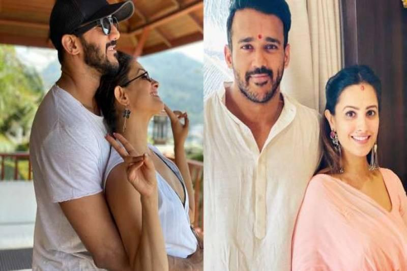 Anita Hassanandani, Rohit Reddy expecting first child in 2021? Her latest post fuels pregnancy rumours - The News Villa
