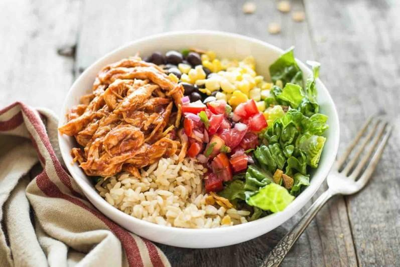 Chicken Bowl Recipe | Healthy & Delicious - TheFoodXP
