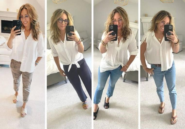 The Modern Way To Wear a White Shirt - The Wardrobe Consultant
