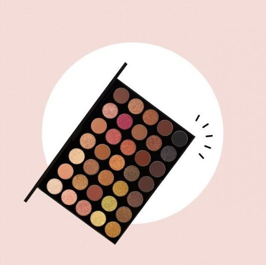We tested 17 of the BEST eyeshadow palettes (from Morphe to Huda Beauty)