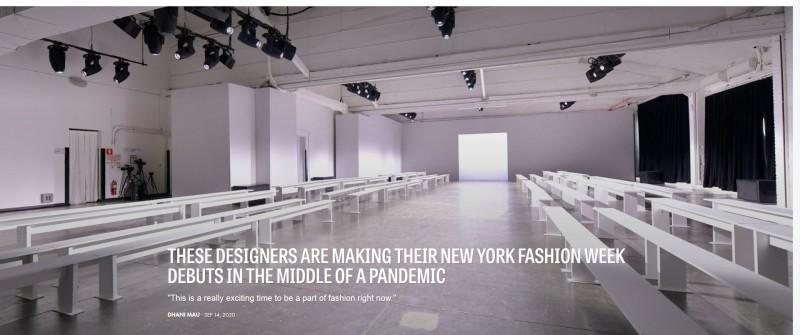 These Designers Are Making Their New York Fashion Week Debuts in the Middle of a Pandemic