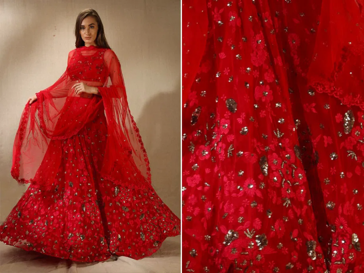 15 Lehengas that aren't Mehenga | Fashion | Bride | WeddingSutra