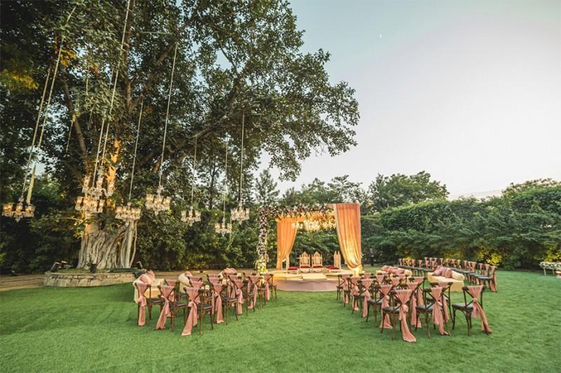 7 Top Delhi Venues for a Fancy Farmhouse Wedding | Planning | WeddingSutra