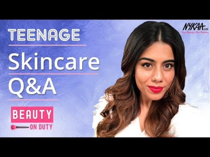 Best Teenage Beauty Products To Use | Teenage Skin Care 101 | Budget Friendly Products | Nykaa