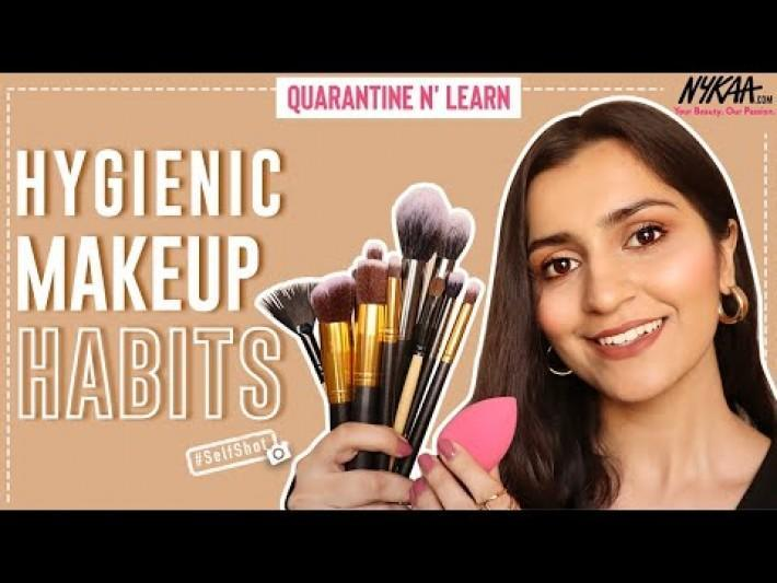 Makeup Hygiene Hacks Everyone Should Know| Makeup Hygiene Do's and Don'ts| Nykaa