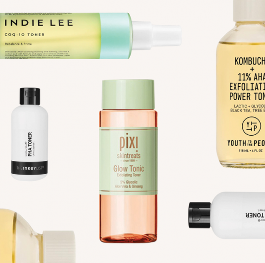 Yup, Your Face 100 Percent Needs a Toner (Sry, Not Sry)