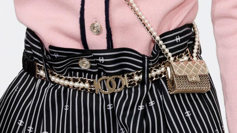 Chanel's SS21 Show Took Micro Accessories to the Next Level