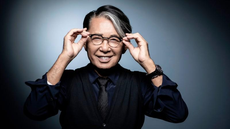 Designer Kenzo Takada Has Died From COVID-19 Complications