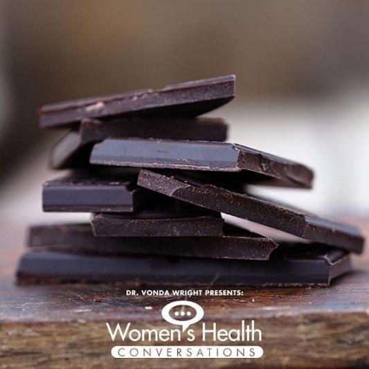 How to Choose the Right Dark Chocolate to Benefit Your Health (And Taste Buds) Women's Health Conversations