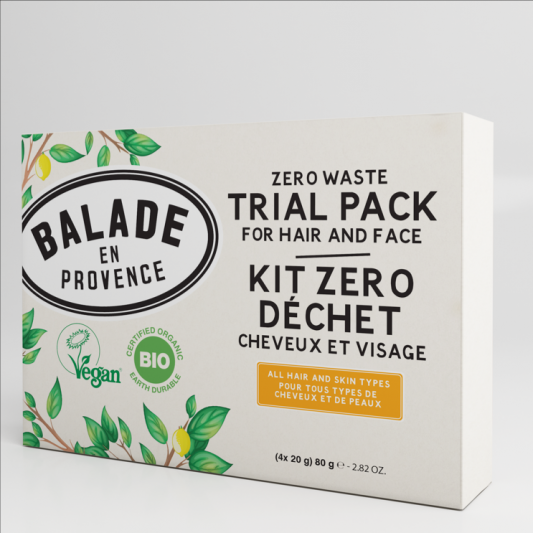 Zero Waste Beauty Kits from France