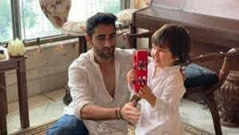 Kareena Kapoor shares cutest playtime photograph of son Taimur to want cousin Armaan Jain on his 30th birthday bollywood
