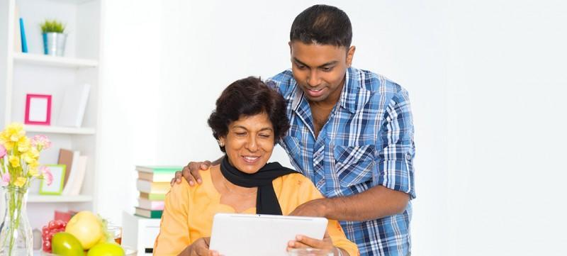 How to ensure an independent lifestyle for your parents living alone in India