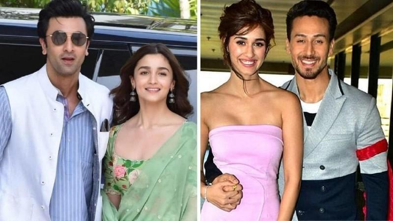 Ranbir-Alia to Tiger Disha Bollywood couples who made headlines in 2020