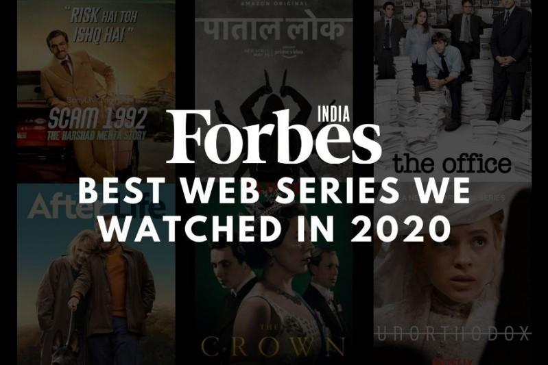 Forbes India 2020 Rewind: Best Web Series We Watched
