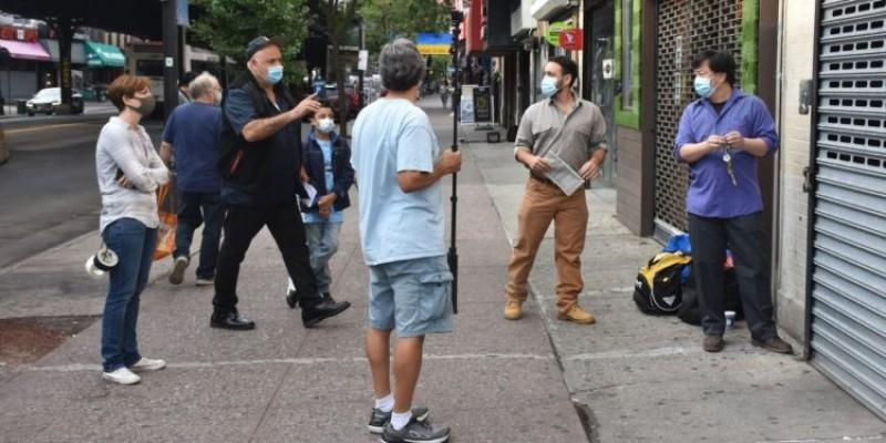 Coronavirus-Based Web Series Give New York Creatives an Outlet