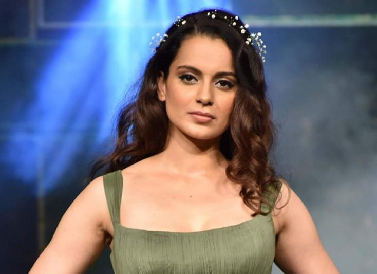 Kangana Ranaut reacts to charges of merging Mumbai flats says BMC is harassing her Bollywood News Bollywood Hungama