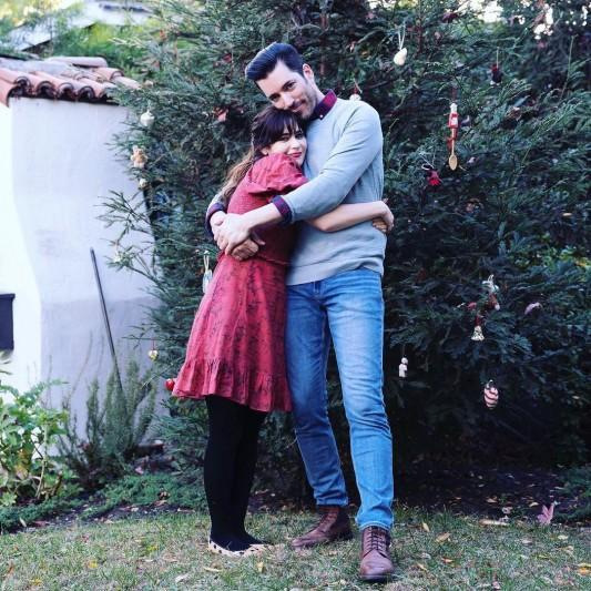 Jonathan Scott and Zooey Deschanel's Relationship Is the Sweetest