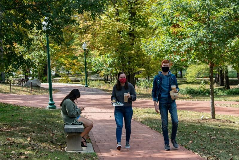 IU experts offer mental health tips for the semester