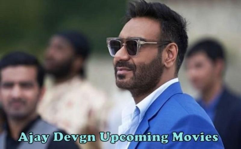 Ajay Devgn Upcoming Movies 2021, 2022: Release Date and Other Details