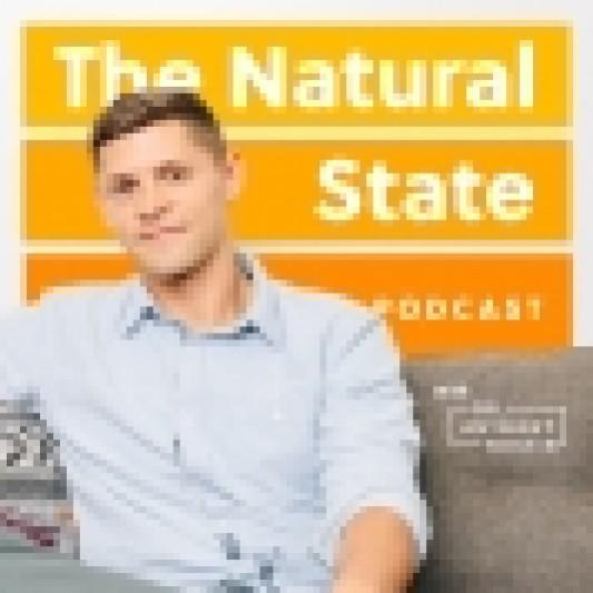 The Natural State with Dr. Anthony Gustin: 130: Robbie Bent The Powerful Health Benefits That Come With Practicing Breathwork