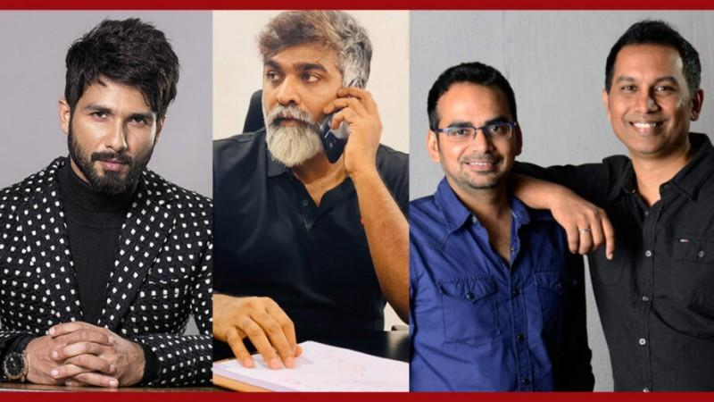 Raj-DK Quietly Begin Shooting For Shahid Kapoor-Vijay Sethupati Webseries