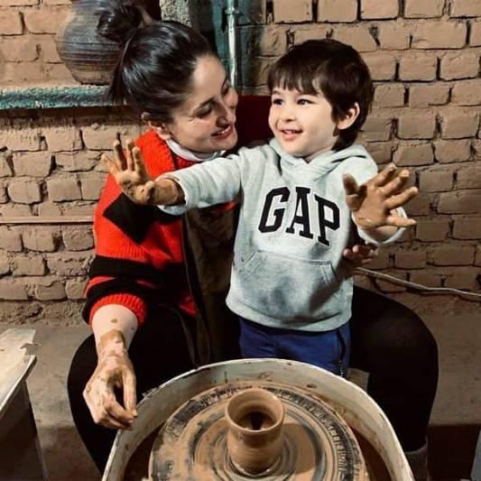 What will Kareena Kapoor Khan, Saif Ali Khan name their new born? Here's a cue [Exclusive]