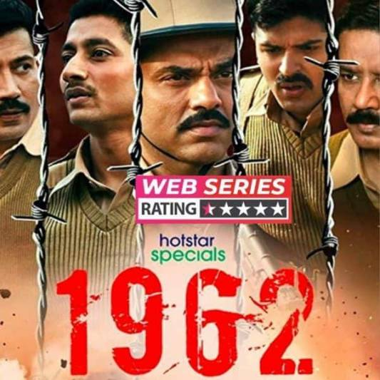 1962: The War in the Hills web series review: Abhay Deol wartime drama may go down as the biggest unintentional COMEDY of 2021