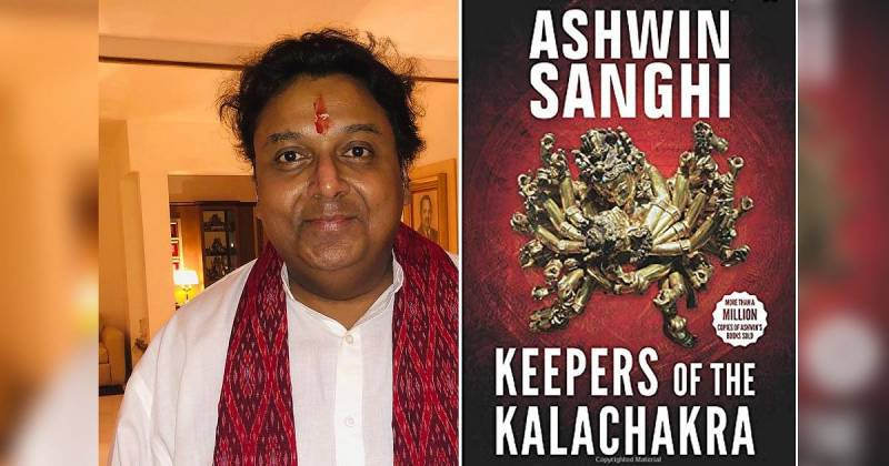 Ashwin Sanghi's Book 'Keepers Of The Kalachakra' To Be Adapted Into Webseries
