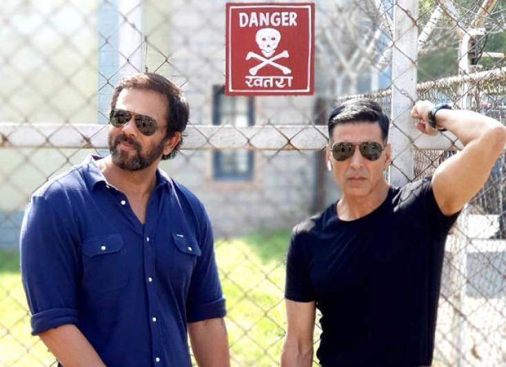 Akshay Kumar wishes Rohit Shetty with a special post, reveals why it was easy to bond with the filmmaker