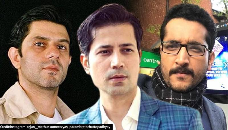 Arjun Mathur, Sumeet Vyas, Parambrata Chatterjee in college drama webseries 'U-Special'