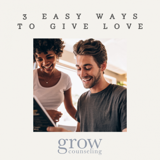 3 Easy Everyday Gifts of Love for Your Relationship