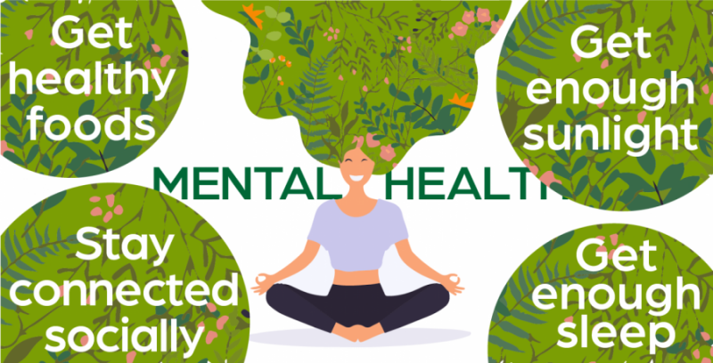 3 tips to improve daily mental health