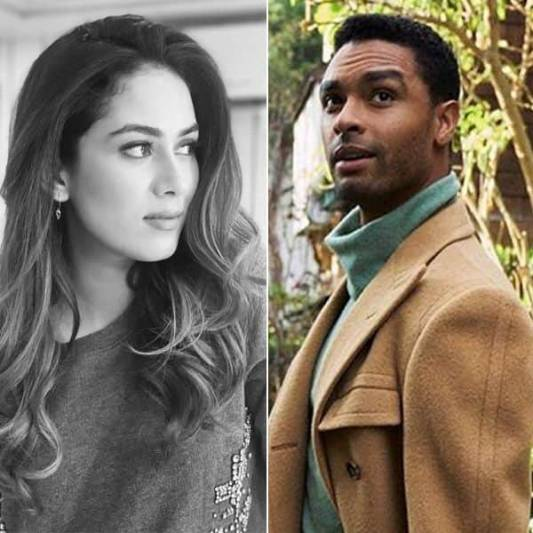 Mira Kapoor's reaction to Regé-Jean Page's exit from Netflix web series Bridgerton is basically all of us