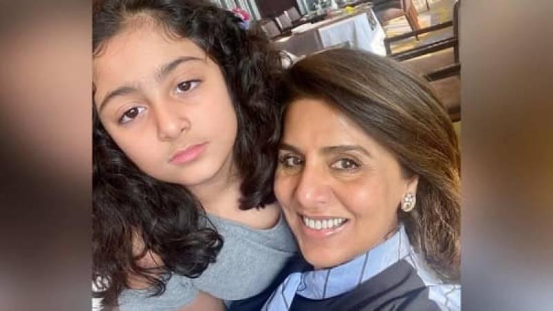 Neetu Kapoor shares fitness tips from granddaughter Samara, Alia Bhatt's mother Soni Razdan loves it.