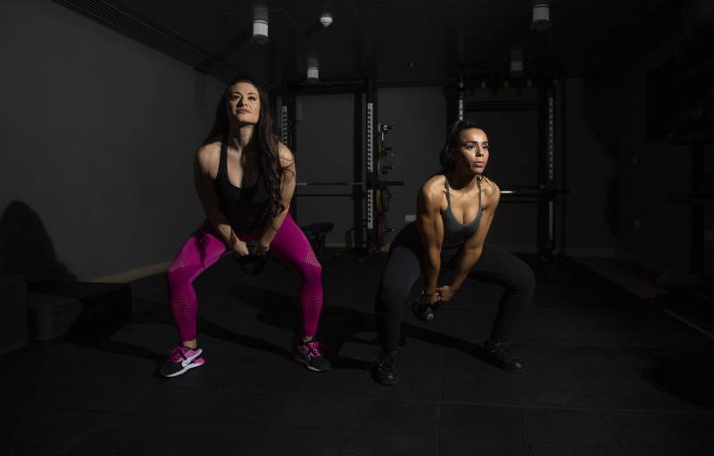 Gyms reopen: WWE NXT UK stars give top fitness tips as lockdown eases