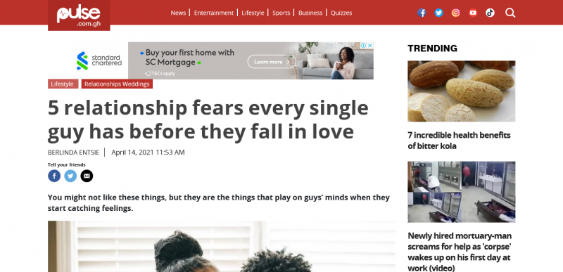 5 relationship fears every single guy has before they fall in love
