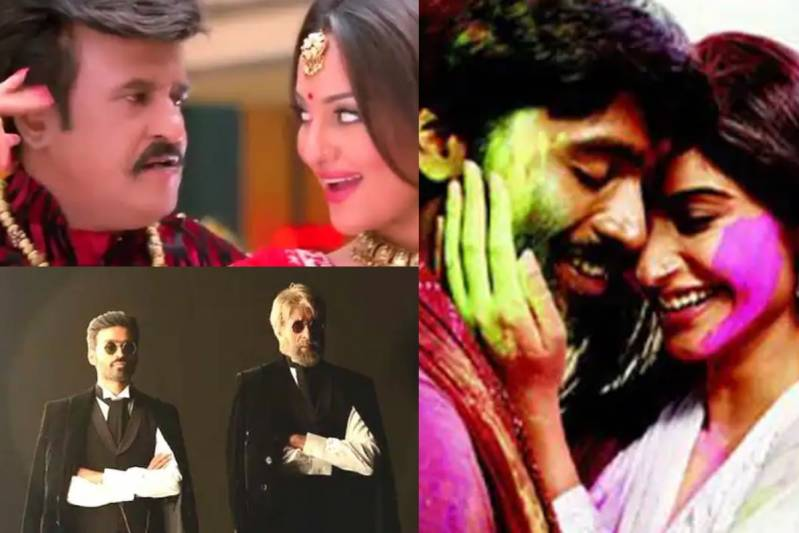 6 Films That Saw Big Names From Bollywood and South Come Together