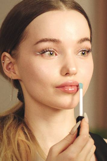 My Beauty Tips: Guide to fresh dewy skin with Dove Cameron