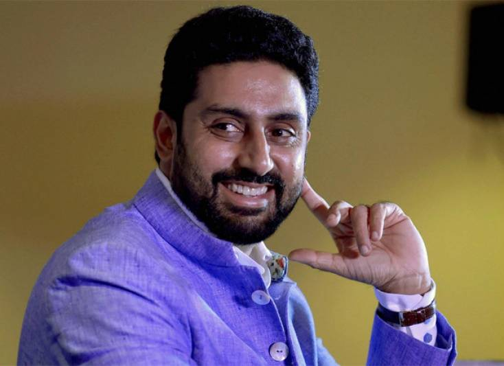 Mumbai Police adds a quirky twist to Abhishek Bachchan's name and films; actor adds to it