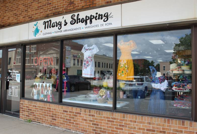 Mary's Shopping offers clothing, celebration items in downtown Fremont