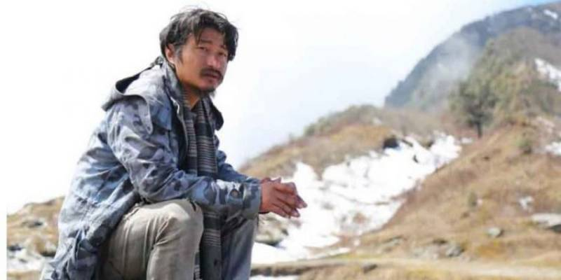 Nagaland actor Lanuakum Ao features in Amazon Prime web series The Last Hour