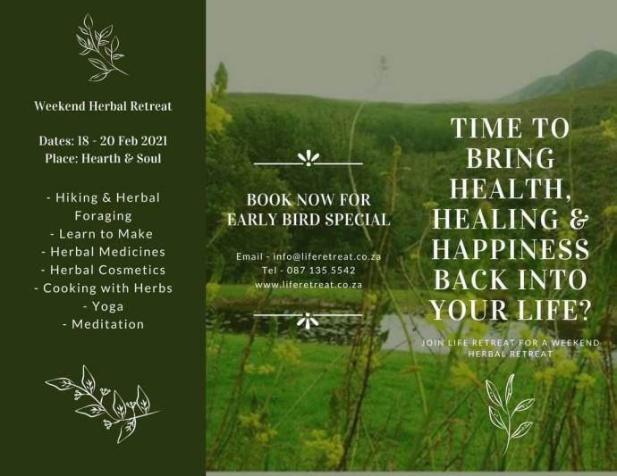 Bring health and happiness back to your life with a healing health retreat