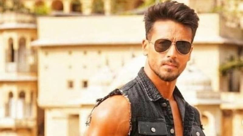Tiger Shroff completes 7 years in Bollywood thanks Tigerian army Without you guys I'm nothing