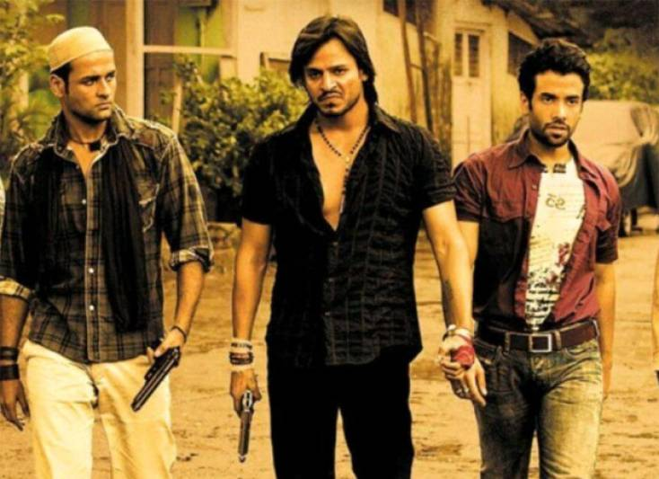 Vivek Oberoi reminiscences his first day of shoot with Sanjay Dutt for Shootout At Lokhandwala