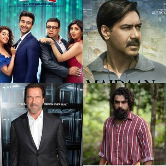 Trending OTT News Today: Bhoot Police, Hungama 2, Kala's release, Arnold Schwarzenegger in a Netflix series and more