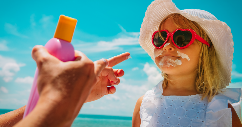 Sun Safety Tips for Summer