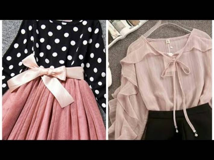 New Designs Dresses For Girls woman's 2021 Latest Dress Designs