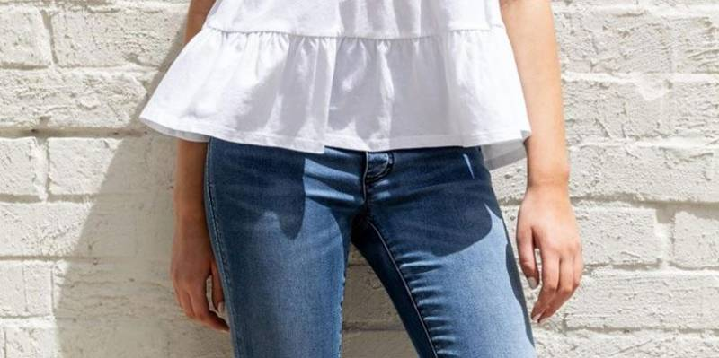 Top 5 fashion tips to help you find the perfect 'mum' jeans!