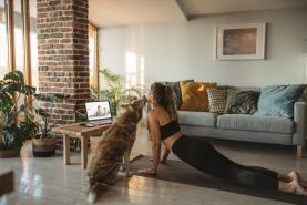 Yoga And Fitness At Home: Expert Tips For Jumpstarting Your Routine