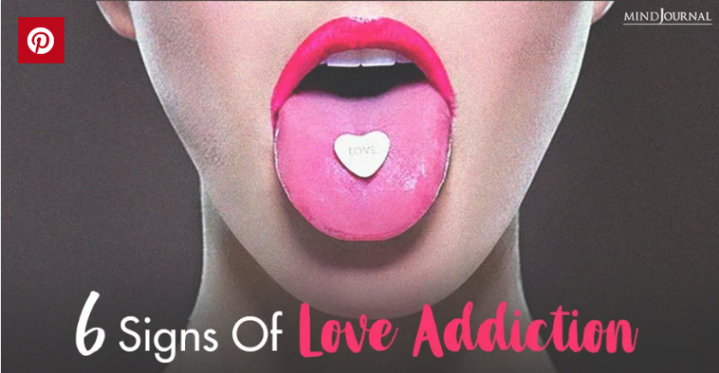 When Love Feels Like An Addiction: 6 Signs of Relationship Addiction